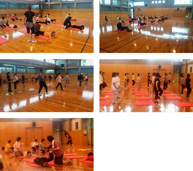 健康体操&屋内ウォーキング教室