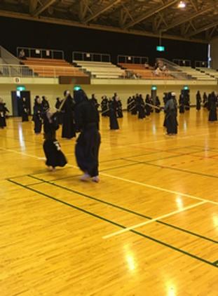 平成29年度剣道暑中稽古