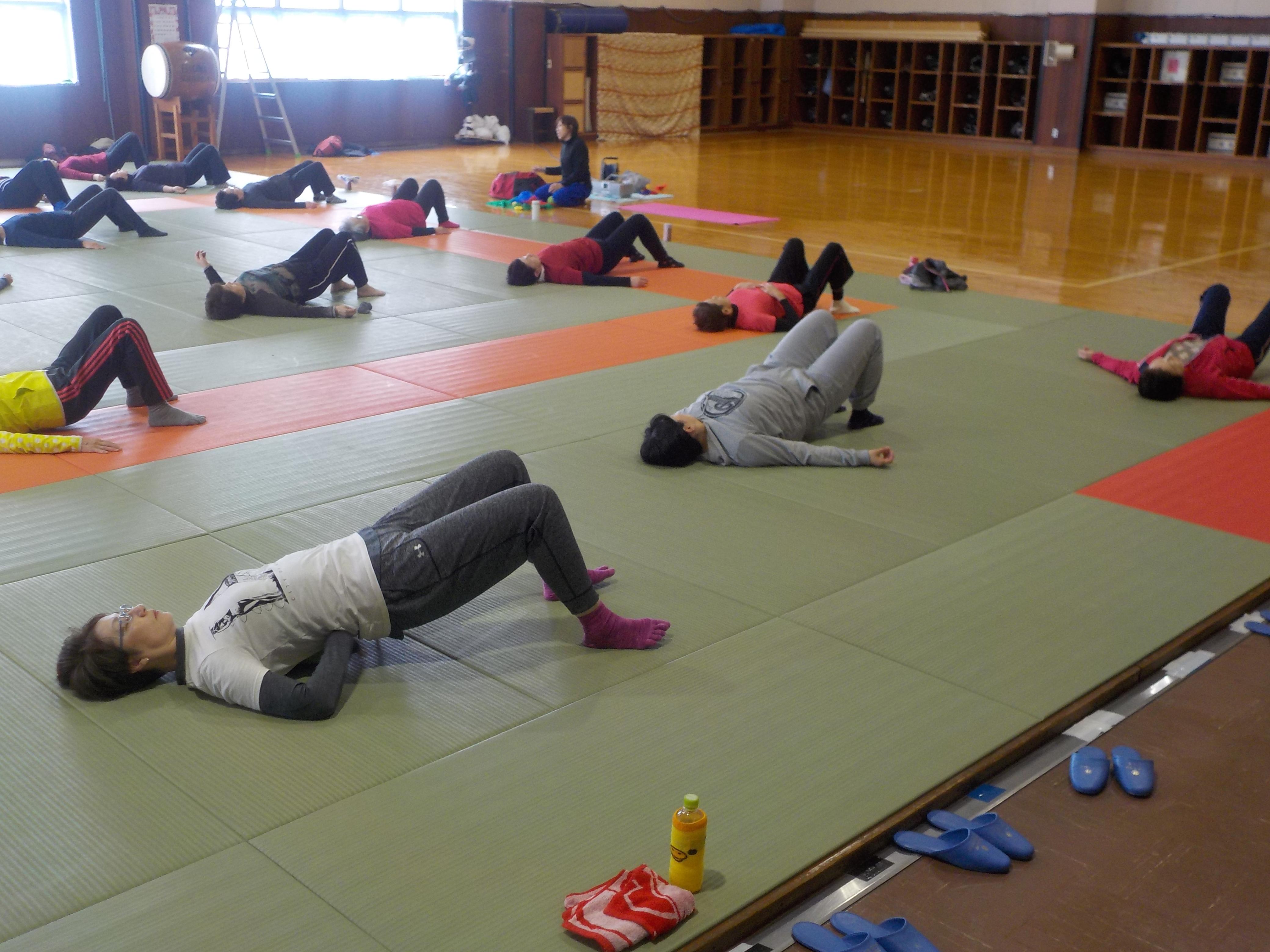 体すっきりストレッチ体操教室(後期)