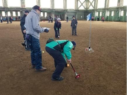 第3回克トレグラウンドゴルフ大会個人戦