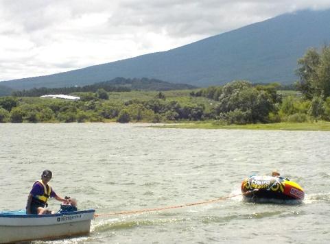 カヌー&SUPツーリング&ノルディックウォーキングin津軽富士見湖
