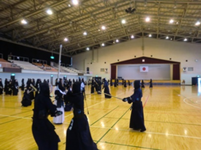 令和元年度剣道暑中稽古