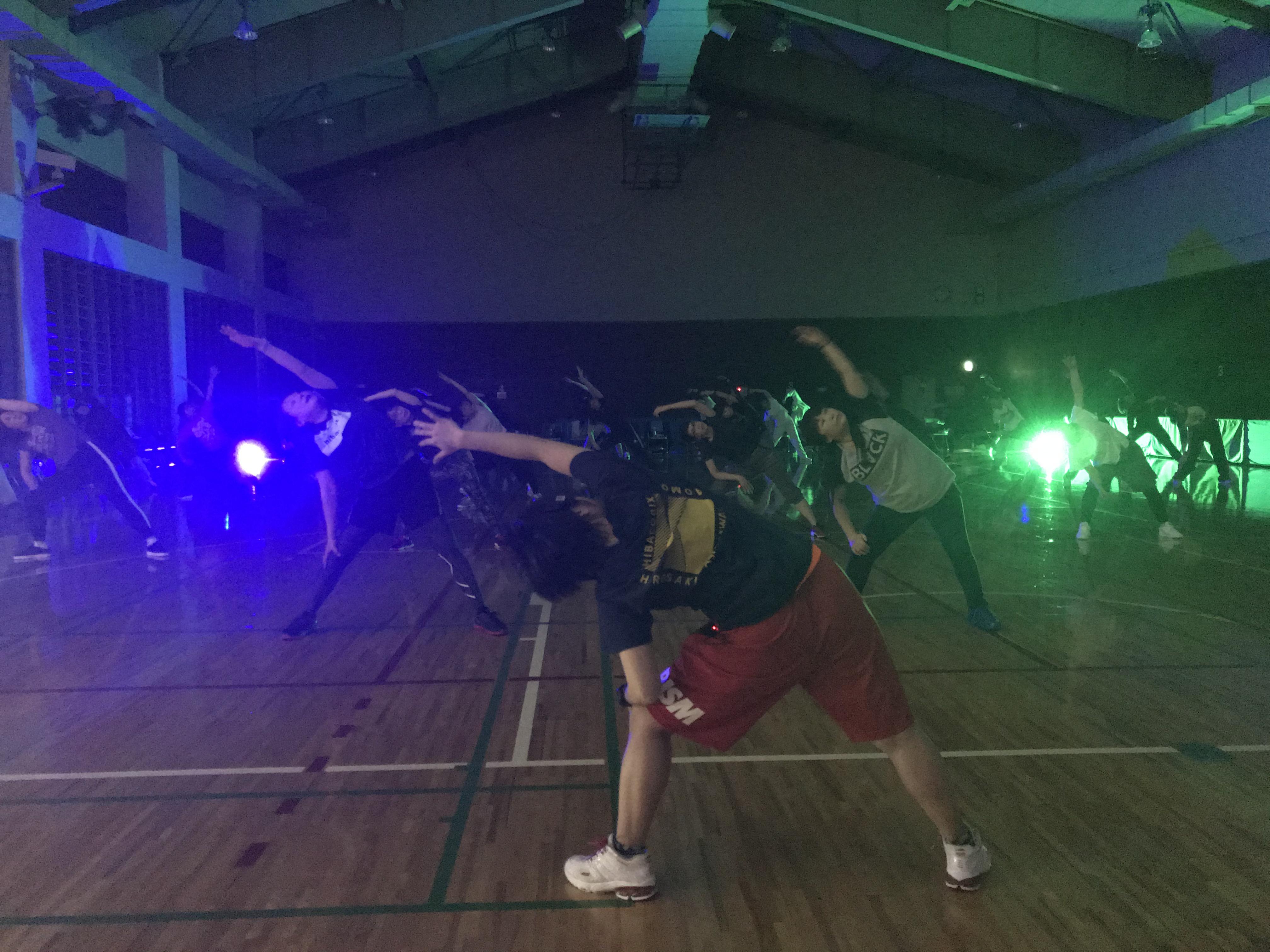 初心者エアロボクシング教室