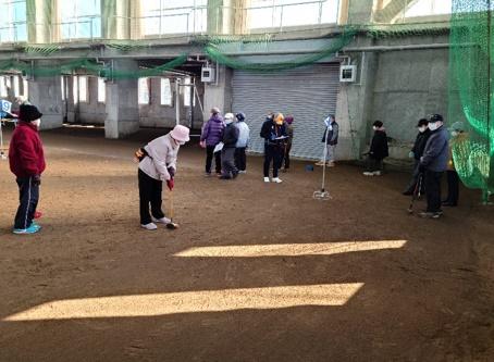 令和2年度第6回克トレグラウンドゴルフ大会個人戦